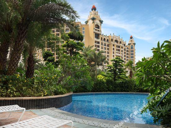 長隆橫琴灣酒店(珠海海洋王國店)(Chimelong Hengqin Bay Hotel (Zhuhai Dolphin Flagship Store))家庭客房