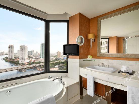 曼谷香格里拉酒店(Shangri-La Hotel Bangkok)香格里拉樓尊貴套房