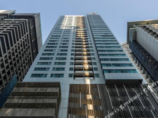 吉隆坡594夏日套房OYO公寓