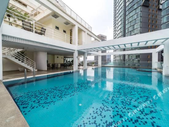 吉隆坡1014園景小巧OYO公寓