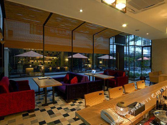 中山特高商務酒店(Tegao Business Hotel)酒吧