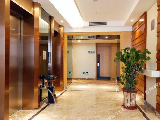 東莞恒新時尚精品酒店(Heng Xin Hotel)公共區域