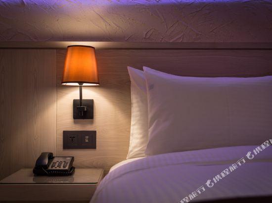 台中星動銀河旅站(Moving Star Hotel)悅土客房