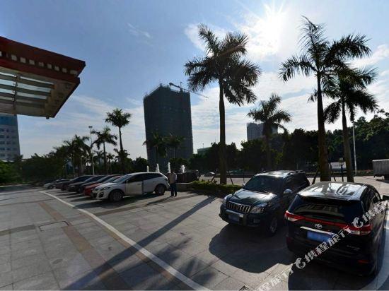 珠海西藏大廈(Tibet Hotel)周邊圖片