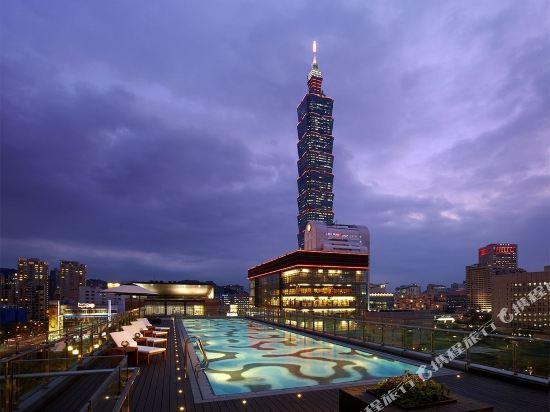 台北寒舍艾麗酒店(Humble House Taipei)健身娛樂設施