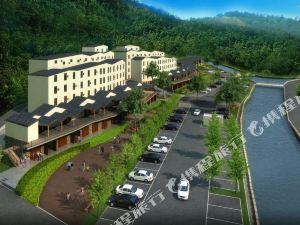 柞水景麗酒店