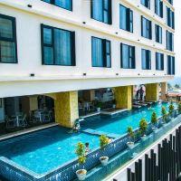峴港西西里亞水療酒店酒店預訂