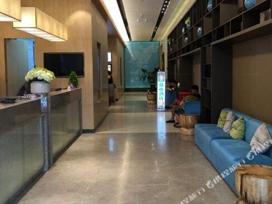 深圳華強北和頤酒店大堂吧