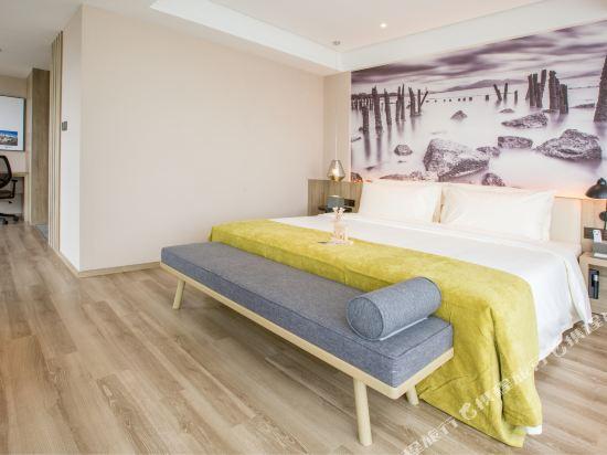 深圳濱河時代亞朵S酒店(Atour S Hotel)高級套房