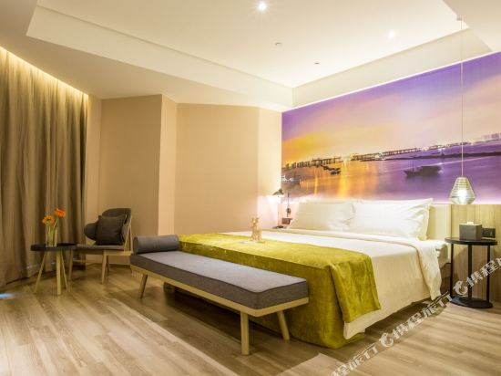 深圳濱河時代亞朵S酒店(Atour S Hotel)行政套房