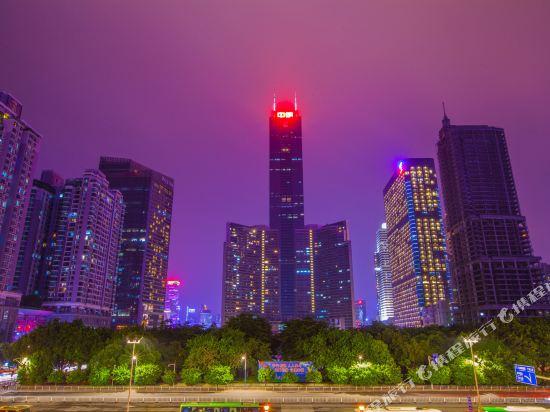 星倫保利中匯國際公寓(廣州火車東站店)(原倫凱保利國際公寓)周邊圖片