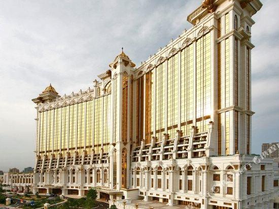 澳門大倉酒店(Hotel Okura Macau)外觀