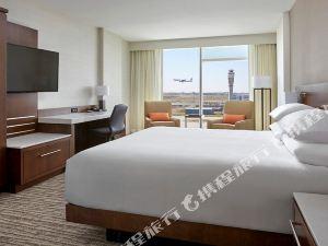 卡爾加里機場萬豪酒店(Calgary Airport Marriott In-Terminal Hotel)