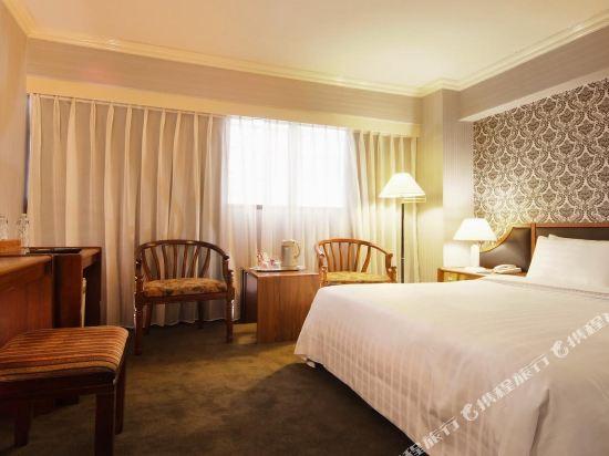 台北懷寧旅店(KEYMANS HOTEL)歐式大床套房
