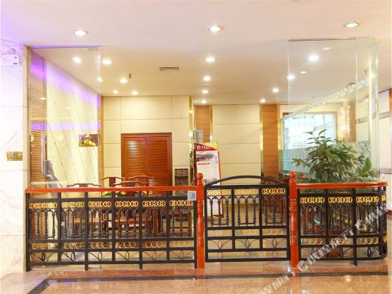 珠海華僑賓館(Hua Qiao Hotel)大堂吧