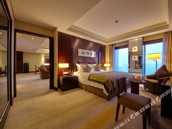 杭州開元名都大酒店(New Century Grand Hotel Hangzhou)名都豪華套房