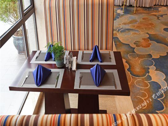 薩維爾金爵·鹿安酒店(上海國際旅遊度假區浦東機場店)(Savile Knight Lu'an Hotel (Shanghai International Tourism and Resorts Zone Pudong Airport))餐廳