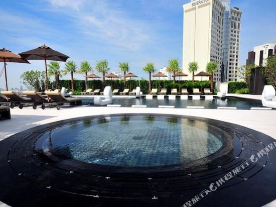 曼谷素坤逸航站 21 中心酒店(Grande Centre Point Hotel Terminal21)公共區域