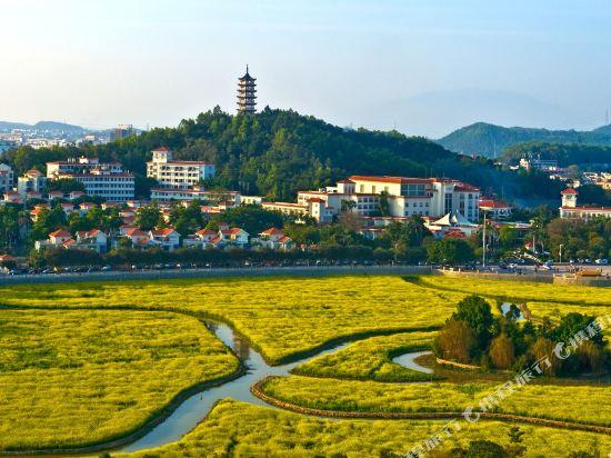 三正半山酒店(東莞橋頭店)(Goodview Hotel (Dongguan Qiaotou))眺望遠景