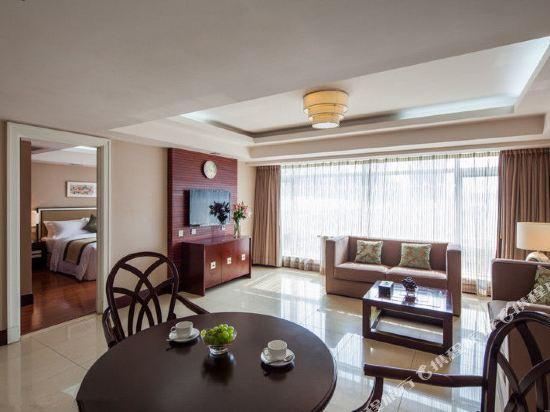 北京金融街酒店式公寓(The Apartments on Financial Street)商務套房