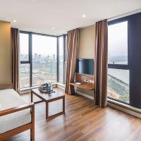 重慶斯維登服務公寓(星耀天地)酒店預訂