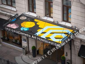 聖彼得堡德美特藝術酒店
