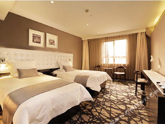 上海中山公園云睿酒店高級標準房