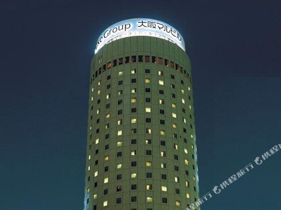 大阪第一酒店(Daiichi Hotel Osaka)外觀