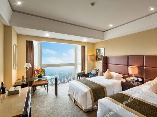深圳百合酒店(Century Kingdom Hotel)高級雙