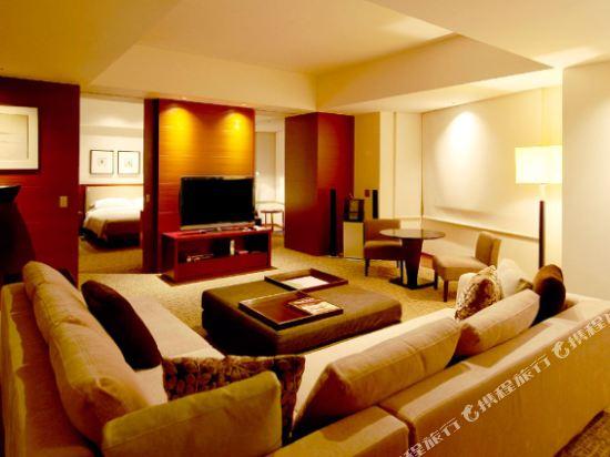 東京君悅酒店(Grand Hyatt Tokyo)君悅行政特大床房