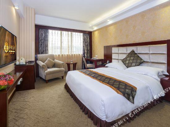珠海華僑賓館(Hua Qiao Hotel)行政大床房A