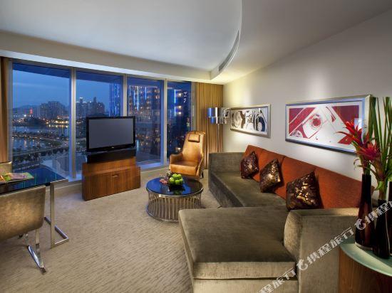 澳門新濠天地·迎尚酒店(City of Dreams • The Countdown Hotel)景緻套房