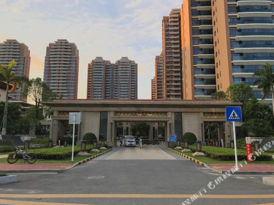 Q加·泰萊半島國際公寓(珠海橫琴海洋王國店)(Tailai Peninsula International Apartment (Zhuhai Hengqin Changlong Ocean Kingdom))其他