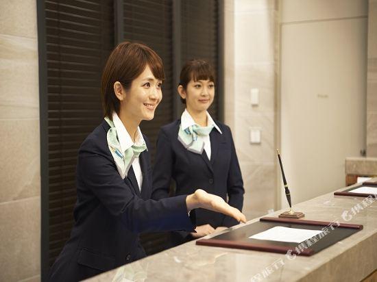 東京相鐵Fresa-Inn銀座三丁目酒店(Sotetsu Fresa Inn Ginza Sanchome)公共區域