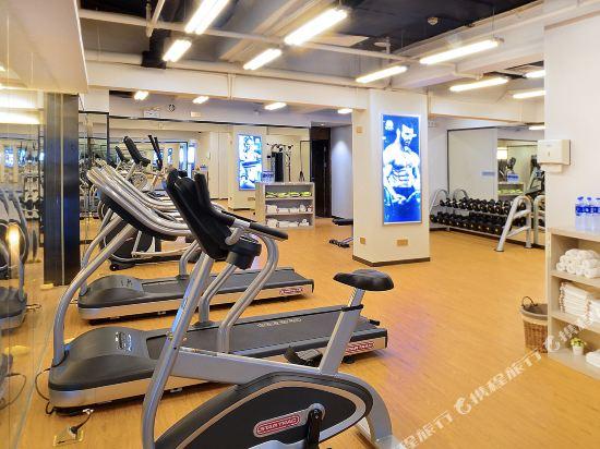 珠海棕泉水療酒店(Palm Spring Hotel)健身房