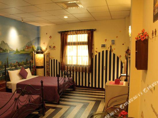 墾丁春品渡假民宿(Spring Hostelry)雅典四人房