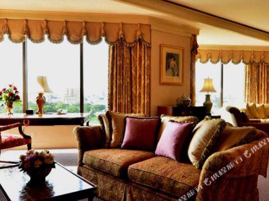 東京椿山莊大酒店(Hotel Chinzanso Tokyo)園景皇家套房