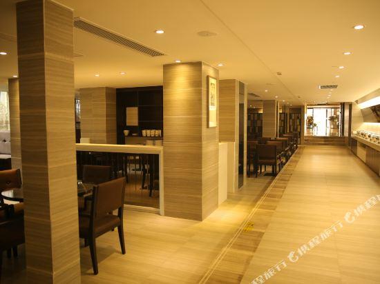 上海中山公園云睿酒店餐廳