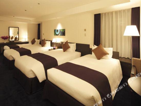 札幌格蘭大酒店(Sapporo Grand Hotel)舒適豪華雙床房(東樓)