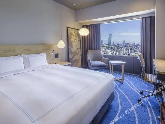 大阪南海瑞士酒店(Swissotel Nankai Osaka)Swiss Select Room Queen