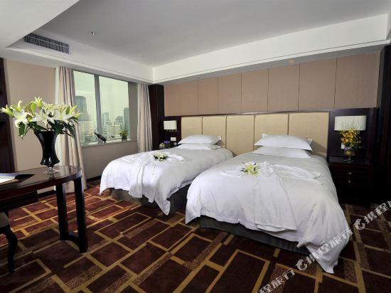 浙江大酒店(Zhejiang Grand Hotel)行政湖景客房(雙床)