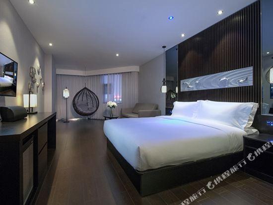 桔子酒店·精選(昆明翠湖店)(Orange Hotel Select (Kunming Green Lake))魚趣精選大床房