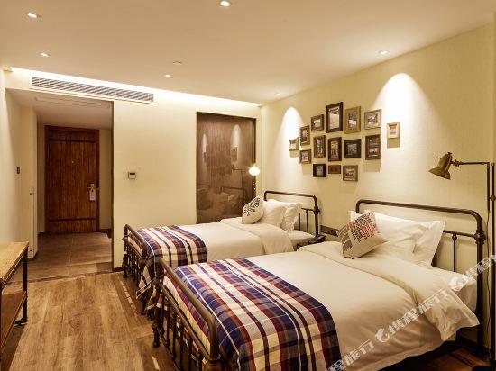 美豪酒店(深圳機場店)(Mehood Hotel)精品雙床房