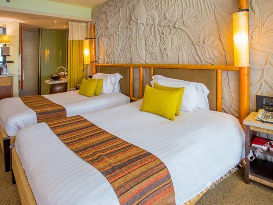 盛泰瀾幻影海灘度假村(Centara Grand Mirage Beach Resort Pattaya)Deluxe Family Ocean Facing