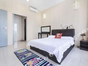 新山金海灣五風格海景公寓(Five Style Sea View Danga Bay Johor Bahru)