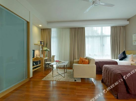 吉隆坡輝盛國際公寓(Fraser Place Kuala Lumpur)行政一室房