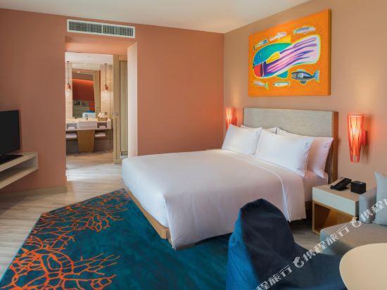 華欣瓦納納瓦假日酒店&度假村(Holiday Inn Resort Vana Nava Hua Hin)兒童套房