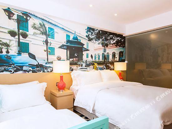 澳門卡爾酒店(Caravel Hotel)標準三人房