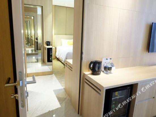 曼谷天空風景酒店(Compass SkyView Hotel Bangkok)至尊尊貴家庭連通房