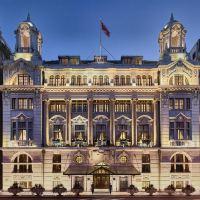 上海外灘華爾道夫酒店酒店預訂